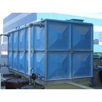 Distributor TANGKI PANEL FIBERGLASS 100 m3 (100 kubik) Kota Medan - Fiberglass Cloth 1