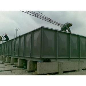 Distributor TANGKI PANEL FIBERGLASS 100 m3 (100 kubik)  Kota Pekan Baru - Fiberglass Cloth