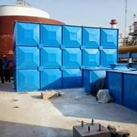 Distributor TANGKI PANEL FIBERGLASS 100 m3 (100 kubik)  Kota Jambi - Fiberglass Cloth 1