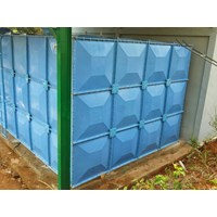 Distributor TANGKI PANEL FIBERGLASS 100 m3 (100 kubik) Kota Jambi - Fiberglass Cloth