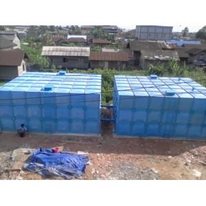Distributor TANGKI PANEL FIBERGLASS 100 m3 (100 kubik)  Kota Tanjung Selor - Fiberglass Cloth