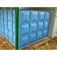 Distributor TANGKI PANEL FIBERGLASS 100 m3 (100 kubik)  Kota Manado - Fiberglass Cloth 1