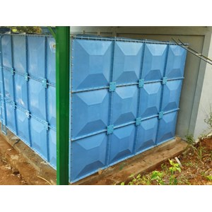 Distributor TANGKI PANEL FIBERGLASS 100 m3 (100 kubik)  Kota Manado - Fiberglass Cloth