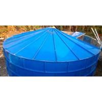 Distributor TANGKI PANEL FIBERGLASS 100 m3 (100 kubik) Kota Kendari - Fiberglass Cloth 1