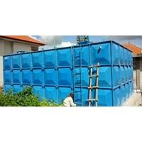 Distributor TANGKI PANEL FIBERGLASS 100 m3 (100 kubik)  Kota Ambon - Fiberglass Cloth 1