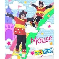 Baju Muslim Anak Karakter Minnie Mouse