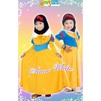 Jual Baju Dan Jilbab Karakter Snow White