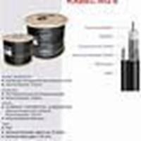 Kabel Coaxial RG 6 Merk Falcom 1