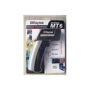 - Portable Infrared Thermometer - MT4 - MT6