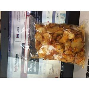 Sweet spicy cassava chips