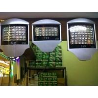 PRODUSEN LAMPU PJU MULTI LED ( AC DC )