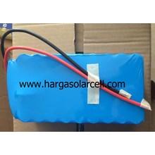 Battery Lithium Ion Pack Samsung 12 75V 40Ah Untuk PJU Dan Solar Cell Sistem