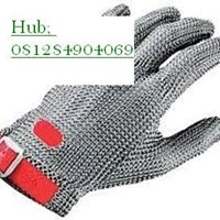 Hand Protection Stainless Steel Glove