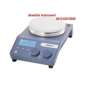 Inscienpro Mh300 Led Digital Hotplate Magnetic Stirrer With Timer  Alat Laboratorium Umum