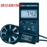 Extech 451112Big Digit Thermo-Anemometer 1