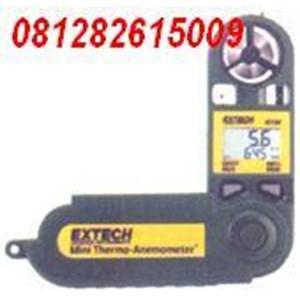 Extech 45158 Mini Thermo-Anemometer + Humidity  Anemometer