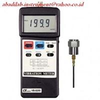 Jual LUTRON VB-8200 Vibration Meter Alat Ukur Getaran