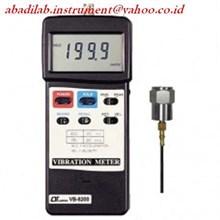 LUTRON VB-8200 Vibration Meter Alat Ukur Getaran
