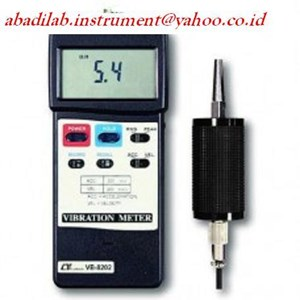 Dari  Lutron VB-8202 Vibration Meter Alat Ukur Getaran 0