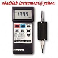 Jual Lutron VB 8212 Vibration Meter  Alat Ukur Getaran