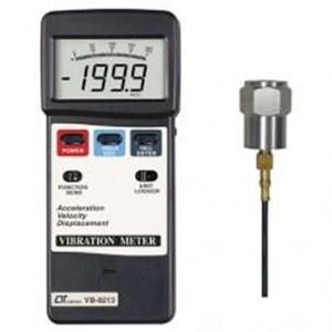 Lutron Vb 8213 Vibration Meter  Alat Ukur Getaran