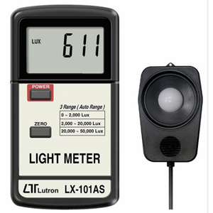 Digital Light Meter Lutron LX-101AS
