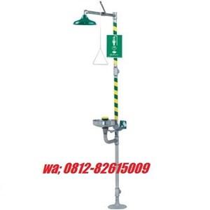 Dari HAWS COMBINATION EYEWASH SHOWER 8300-8309 Abadilab Instruments 0