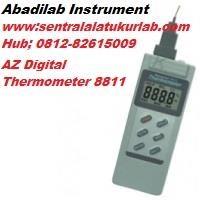 AZ  Digital Thermometer 8811