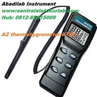 AZ thermohygrometer 8723  Abadilab Instrument