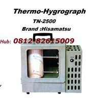 Jual THERMOHYGROGRAPH TN 2500