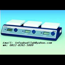 Alat Laboratorium Umum Daihan Systematic Multi-Hotplate Stirrers SMHS-3 SMHS-6