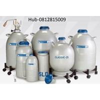Tabung Liquid Nitrogen cair LD Series
