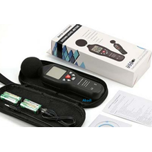 Sound Level Meter w Data Logger USB - Ukur Suara. Simpan Data Komputer Alat Pengukur Intensitas Kebisingan