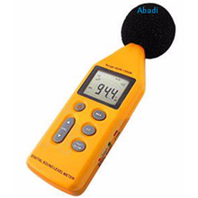Sound Level Meter - Ukur kebisingan suara / Desibel meter DB