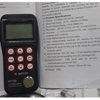 Ultrasonic Thickness Gauge MITECH MT160