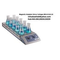 Stirerr Magnetic Hotplate Scilogex MS-H-S10-10 Alat Laboratorium Umum