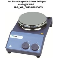 Magnetic Stirrer Hot Plate Scilogex Analog MS-H-S