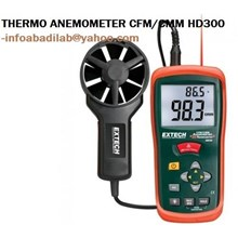 EXTECH HD300 Thermo-CFM/CMM + IR THERM  Anemometer