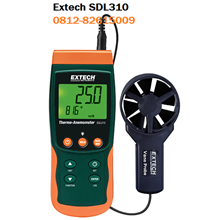 Extech SDL310 Thermo-Anemometer/Datalogger Anemometer