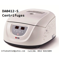 Centrifuge DA0412-S Centrifuges