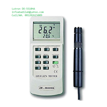 081282615009 Dissolved Oxygen Meter DO 5510HA LUTRON