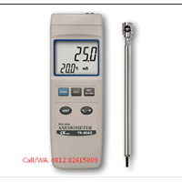 YK-80AS Mini Anemometer  1