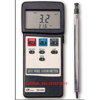 AM - 4204 Hot Wire Anemometer  1