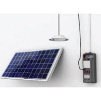 Dc Times Solar Home System 10 100Watt - Lampu Solar