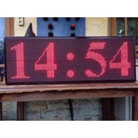 JAM DIGITAL LED  JAM DIGITAL CLOCK