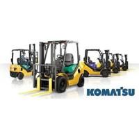 Forklift Komatsu All Type & Capacity