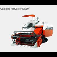 Combine Harvester Kubota DC-60