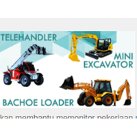 Mini Excavators Komatsu