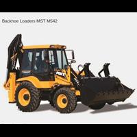Backhoe Loaders MST M542