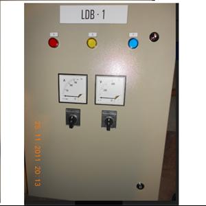 Control Panel LVSDP